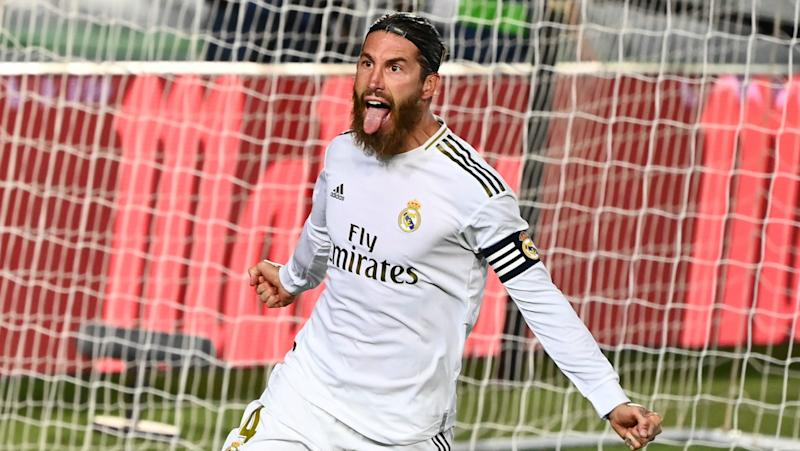 """Real Madrid - Sergio Ramos : """"Les statistiques personnelles sont secondaires"""""""