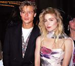 """<p>Before there was Brad and Jen, and way, way before their was Brad and Ange, there was Brad and Christina - for a brief moment in time! They attended the 1989 MTV Music Awards together, before Christina is <a href=""""https://www.her.ie/celeb/you-wont-believe-which-hollywood-actress-jilted-brad-pitt-248217"""" rel=""""nofollow noopener"""" target=""""_blank"""" data-ylk=""""slk:said"""" class=""""link rapid-noclick-resp"""">said</a> to have ditched out early to go and meet another potential love interest. </p>"""