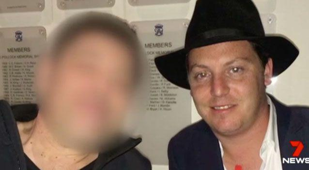 Mr Toller allegedly took nearly $750,000. Source: 7 News
