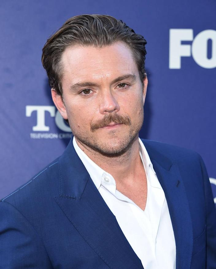 LOS ANGELES - AUG 08:  Clayne Crawford arrives to the FOX Summer TCA Party 2016 on August 08, 2016 in West Hollywood, CA