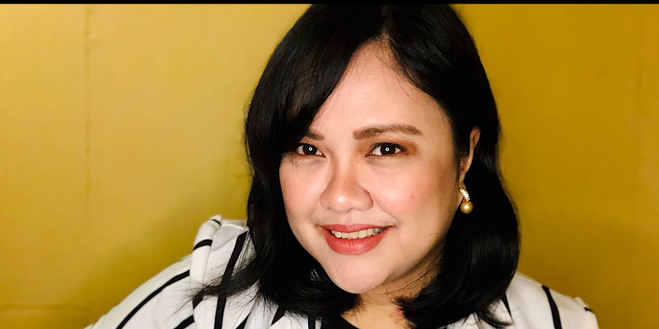 Alpha Mae Arias, client services manager, IBM. Photo: IBM