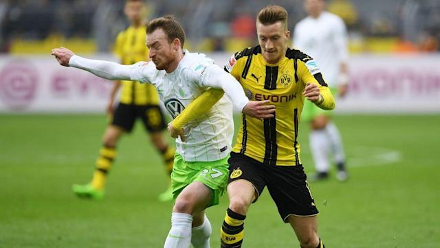 <p>Marco Reus has been at Borussia Dortmund for just over five years now and has emerged as one of the world's top wingers which really does beg the question - could he be thinking about moving on?</p> <br><p>History would suggest that top players do not see out their careers with Dortmund, and with that knowledge, Arsenal should be prepared to spend big on this guy if Alexis leaves.</p> <br><p>Like the Chilean, Reus can play as a winger or a striker, and knows where the goal is and could be a better option that Douglas Costa of Bayern Munich.</p> <br><p>At 27, the German is in the prime of his life, but one potential sticking point would be his (lack of) luck with injuries. Perfect for Arsenal, then...</p>