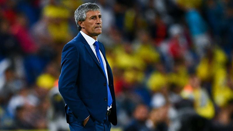 Setien blames Las Palmas president in end-of-season departure announcement