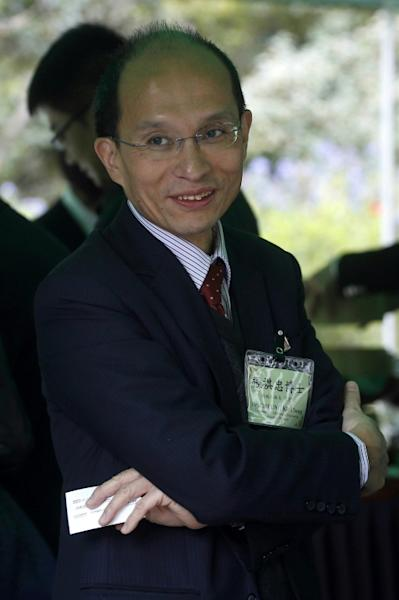 Cheung Kie-chung pictured in 2016
