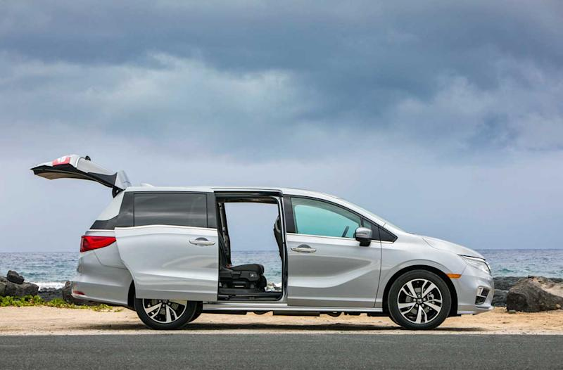 Minivans: What's Not to Like?