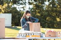 <p>It's simple: helping other people makes you feel good. If you do decide to volunteer, just be sure to stay safe and follow CDC guidelines.</p>