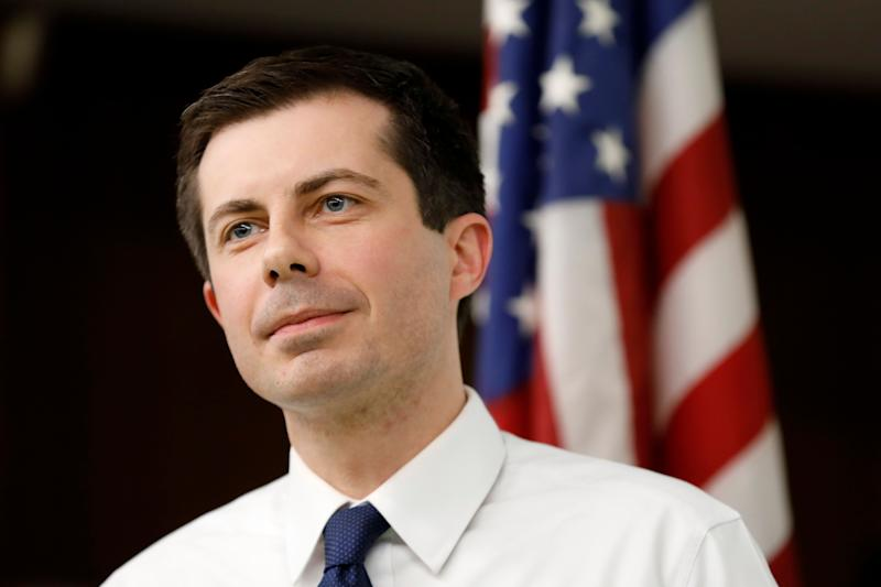 Pete Buttigieg, mayor of South Bend, Indiana, is a rising star in the Democratic primary, who has dominated headlines by exceeding first quarter funding expectations and creating viral moments during a number of televised town halls.