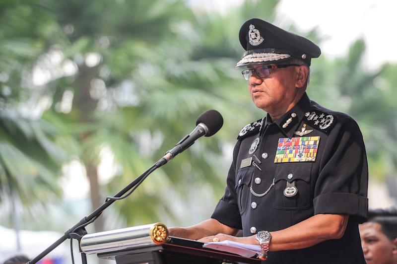Fuzi explained yesterday that Interpol has its own procedures and criteria to determine which Red Corner Notices are listed on its website and which are only made known to select authorities. — Picture by Shafwan Zaidon