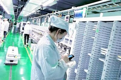 Foxconn Technology Group's Chengdu Campus Recognized by World Economic Forum's Global Lighthouse Network as a Lighthouse Factory