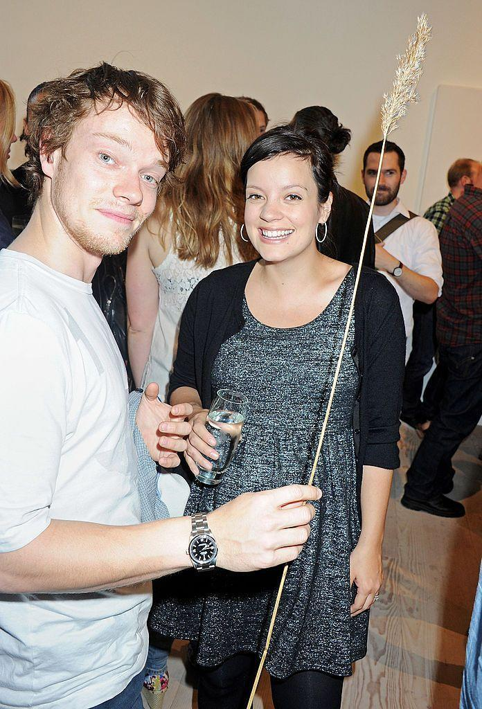 <p>Singer Lily Allen isn't the only celeb in the fam. Her brother, Alfie, was a star in the <em>Game of Thrones </em>series. </p>