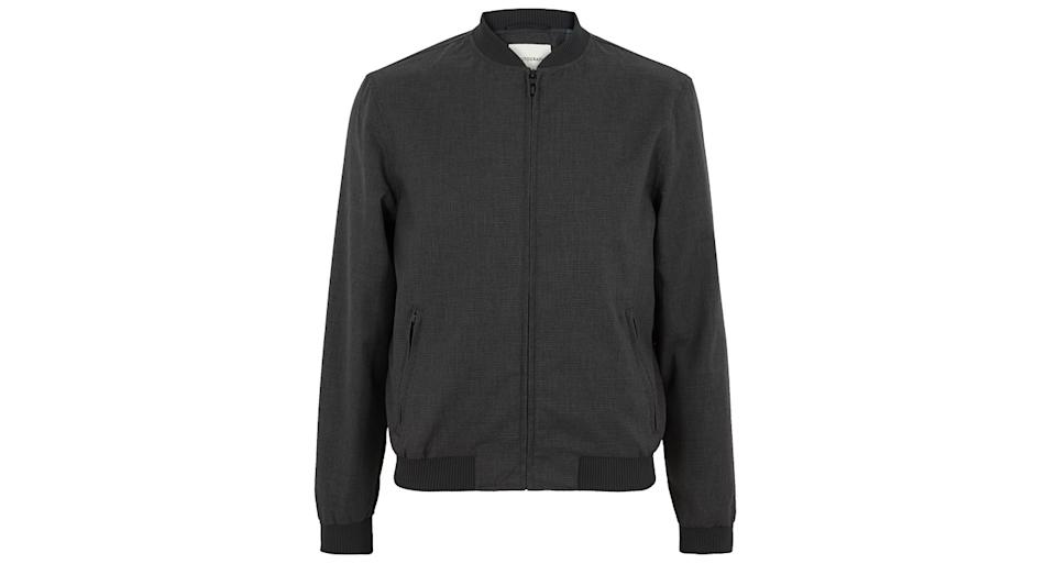 Smart Bomber Jacket with Stormwear