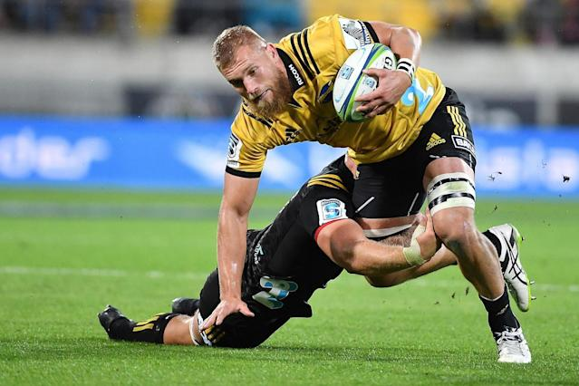 England's bid to select Brad Shields for tour to be blocked by New Zealand Rugby