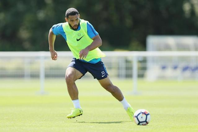 Tottenham confirm Cameron Carter-Vickers loan as defender joins Ipswich for the season