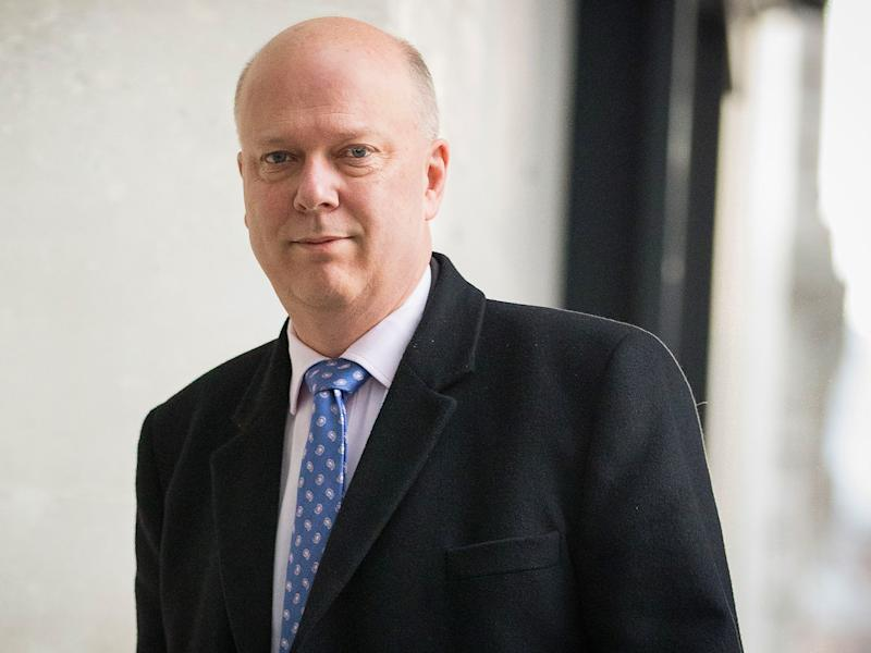 When asked about the hike in food prices due to Brexit, Chris Grayling stated that British farmers would grow more of their own: Rex