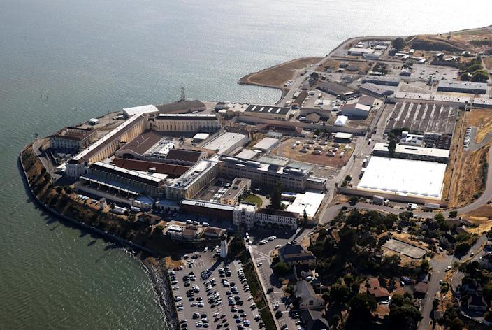 Image: One-Third Of Prisoners At San Quentin Prison Have Coronavirus (Justin Sullivan / Getty Images)