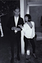 <p>As <em>Pulp Fiction</em>'s Mia Wallace and Vincent Vega.</p>