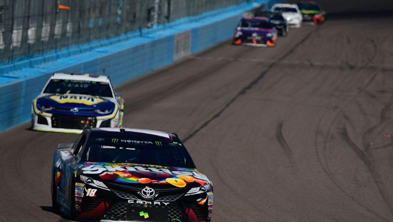 Championship 4 officially set — NASCAR Playoffs