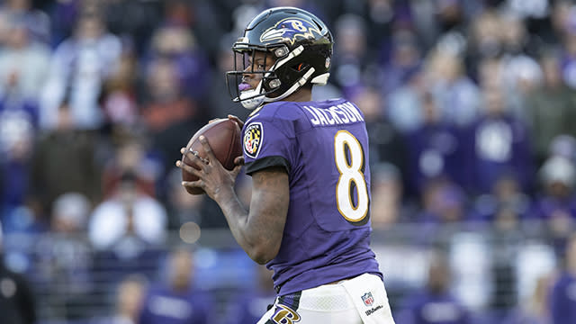 NFL Network's Bucky Brooks breaks down how Baltimore Ravens quarterback Lamar Jackson can improve in his sophomore campaign.