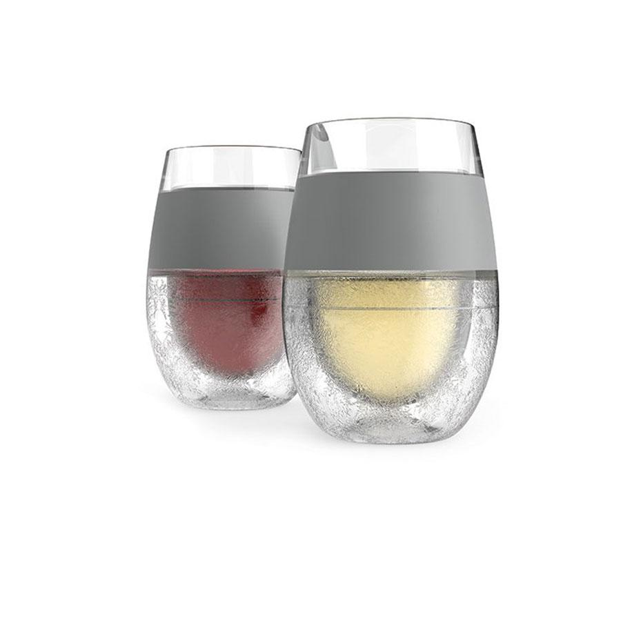 """<p><strong>BUT IT: $21;<em> <a rel=""""nofollow"""" href=""""http://amzn.to/2keROLE"""">amazon.com</a></em></strong></p> <p> These wine glasses will ensure that her wine stays cool during the hot summer months.</p>"""