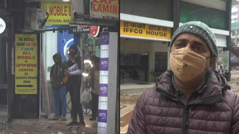 'Ready for a shot' : New Delhi locals react after vaccine approval