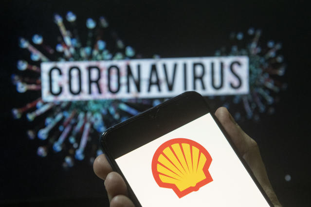 Shell has cut its dividend for the first time since the second world war. Photo: Getty