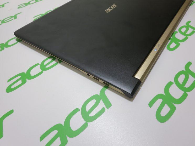 The Acer Swift 7 laptop