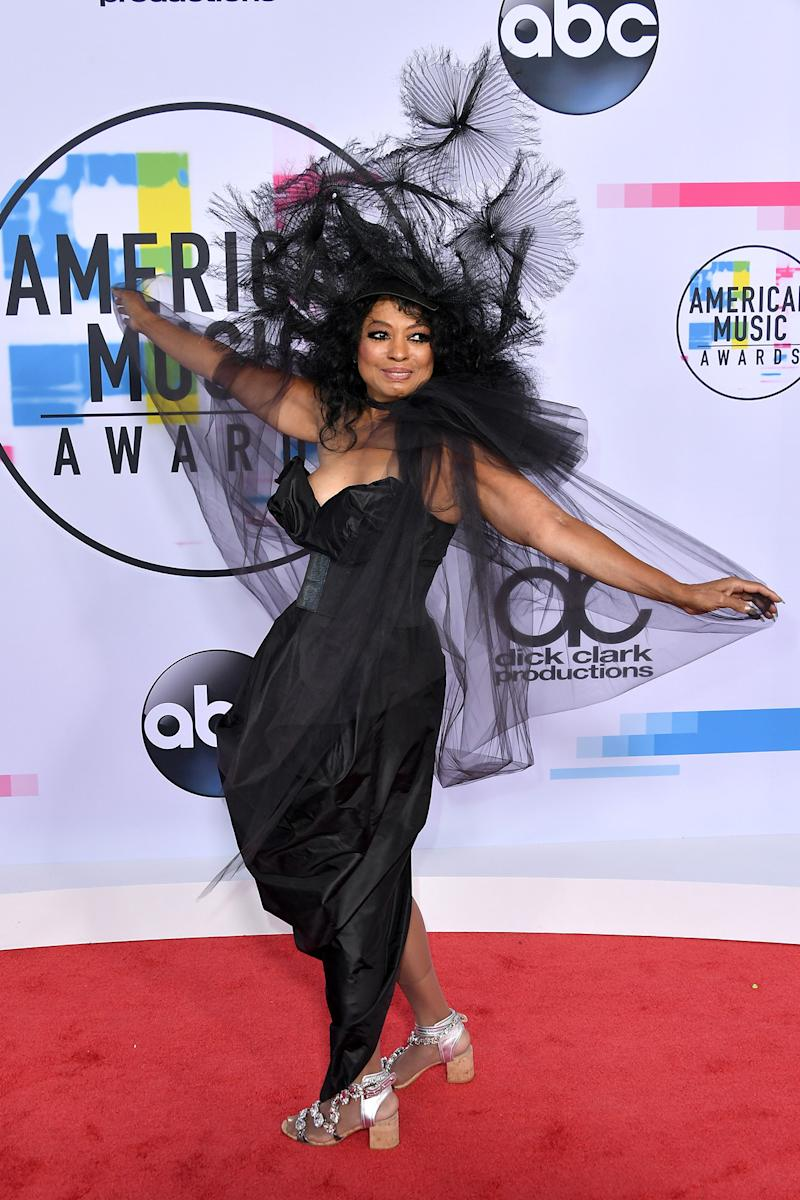 Diana Ross at the AMAs