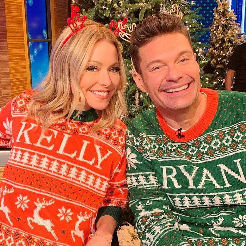 Live With Kelly and Ryan/Instagram