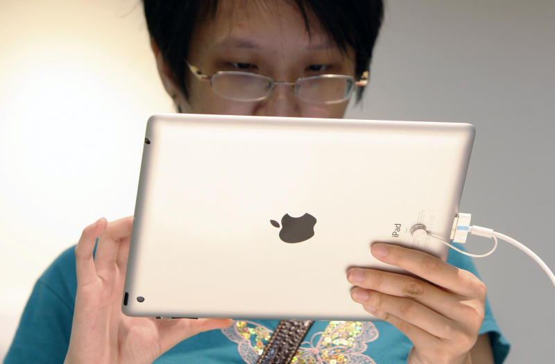 News Summary: $1.36 to charge iPad for a year