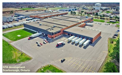 Pure Industrial Real Estate Trust Announces New Lease