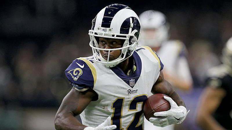 Rams reportedly trade WR Cooks to Texans for pick