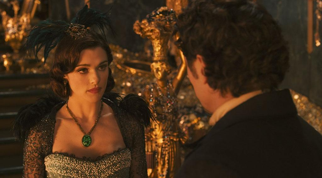 "Rachel Weisz and James Franco in Walt Disney Pictures' ""Oz The Great and Powerful"" - 2013"