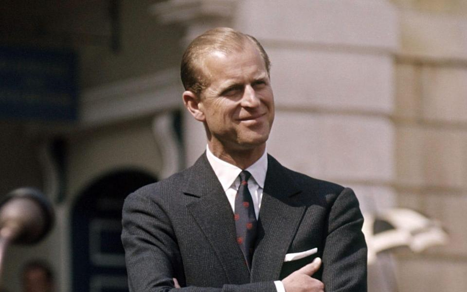 The BBC's documentary had originally been planned for Prince Philip's 100th birthday