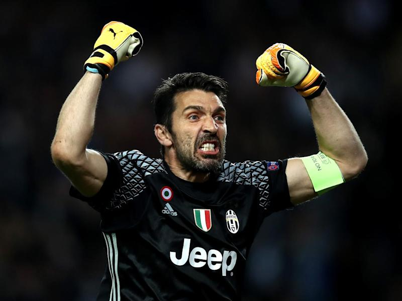 Buffon may yet play in his third final (Getty)