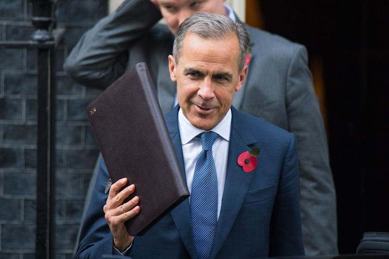Bank of England's Carney to go in 2019