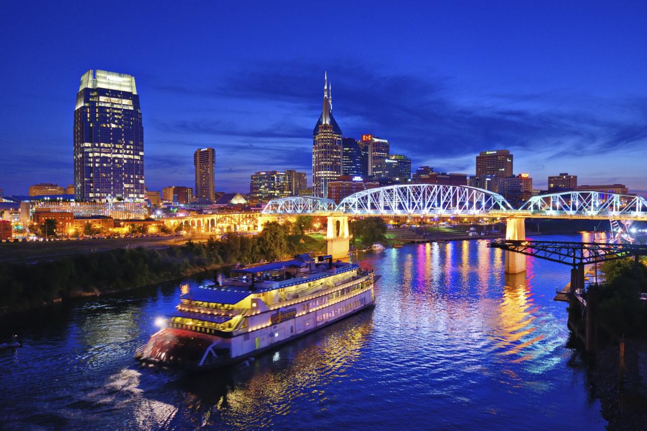 "<p>Enjoy an unforgettable experience in the home of country music if you visit Nashville in June 2018. You'll be there in time for the CMA Music Festival; four days of great music, food and more. A <a rel=""nofollow"" href=""https://www.americansky.co.uk/louisiana-holidays/new-orleans/self-drive-a-taste-of-the-south-tour"">seven night tour</a> of the South starting in Nashville and ending in New Orleans costs from £1,279 per person.<br /><br /></p>"