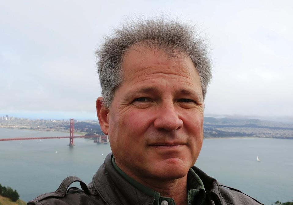 Edward Skupien of Sacramento has made far more on bitcoin than he has on the rest of his retirement plan–even with a booming stock market.