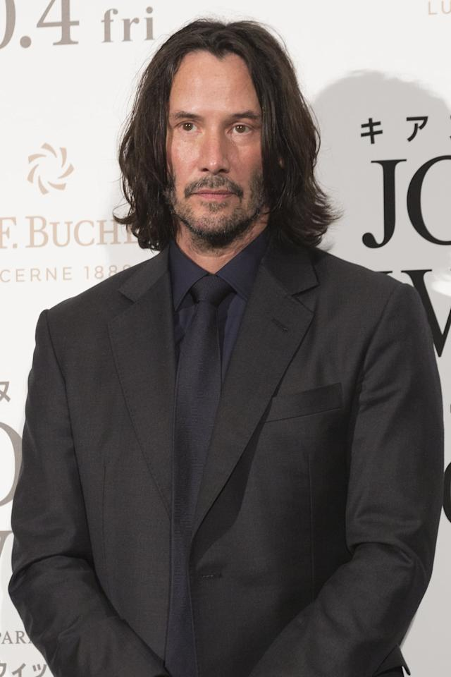 <p>The <strong>John Wick</strong> star returns to the franchise as the main protagonist, Neo. The former computer programmer is also known as The One or The Anomaly. He sacrifices his life at the end of <strong>The Matrix Revolutions</strong>, so it'll be interesting to see how he returns for the fourth film. </p>