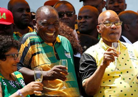 Has President Jacob Zuma given up?