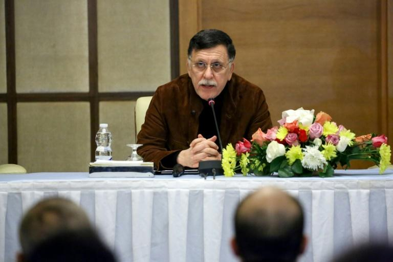 Fayez al-Sarraj, head of Libya's Government of National Accord, will participate in a peace conference on Libya in Berlin
