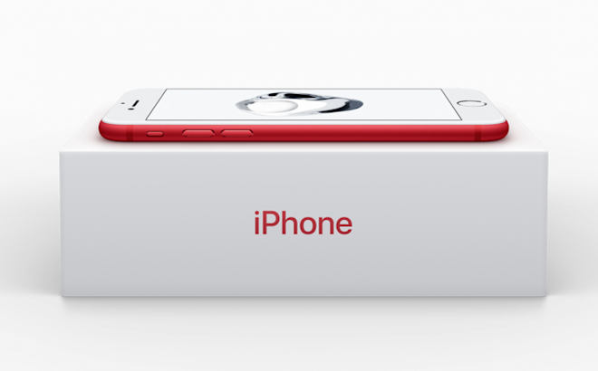 Apple iPhone 7 (PRODUCT) RED series, price, india, launch, specs