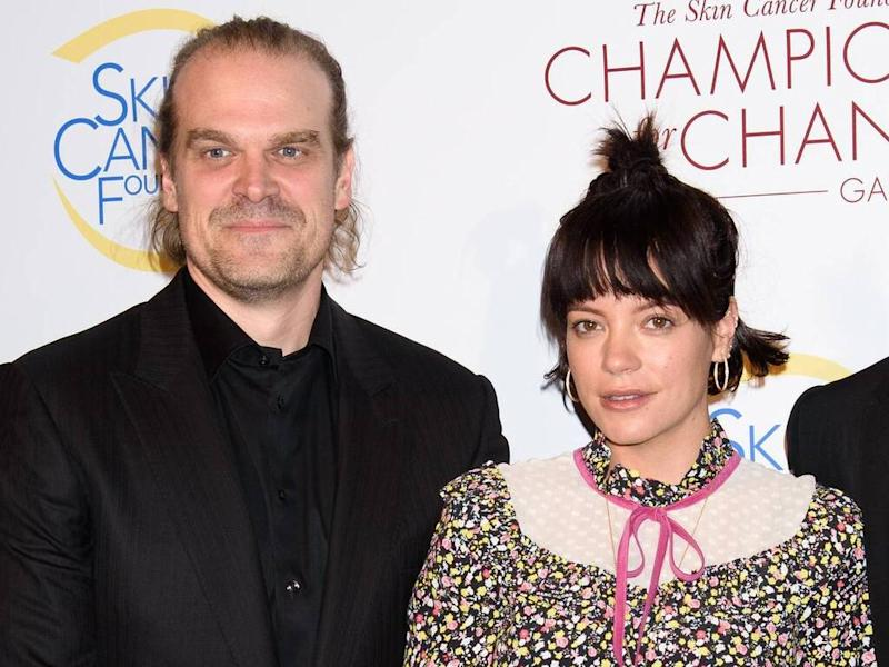 Lily Allen and David Harbour obtain marriage license