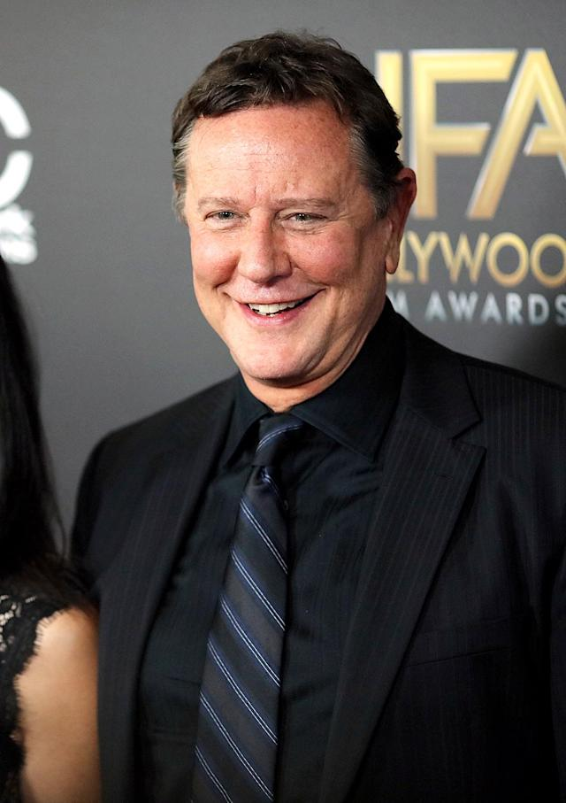 Judge Reinhold attends the 19th Hollywood Film Awards at the Beverly Hilton Hotel, Nov. 1, 2015, in Beverly Hills, Calif. (Photo: Mark Davis/Getty Images)