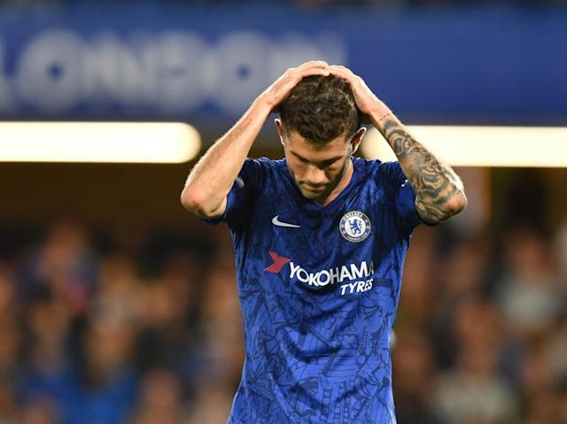 Chelsea wochenlang ohne Pulisic
