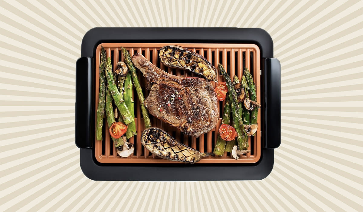 Save $26 on this incredible indoor grill. (Photo: Walmart)