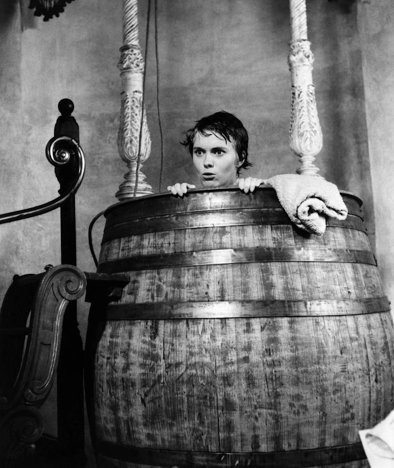 Jean Seberg in The Mouse That Roared, 1959.