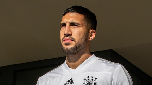 After an angry outburst following being left out of their Champions League squad, Emre Can says he remains committed to Juventus.
