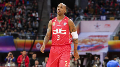 Stephon Marbury continues to be welcomed by the people of China as one of their own.