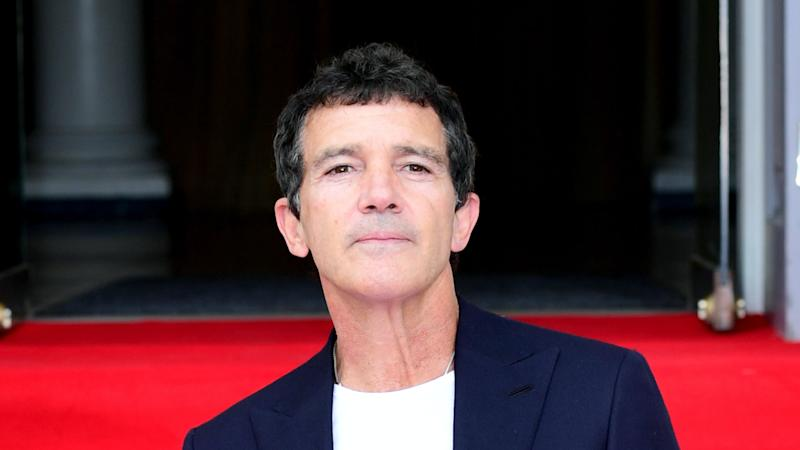 Antonio Banderas back fighting fit after coronavirus diagnosis