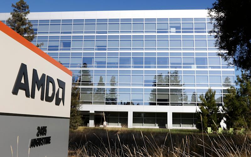 AMD to buy rival chipmaker Xilinx in $35bn deal